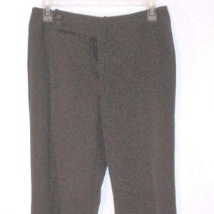 Grace Elements brown dress pants Size 6P